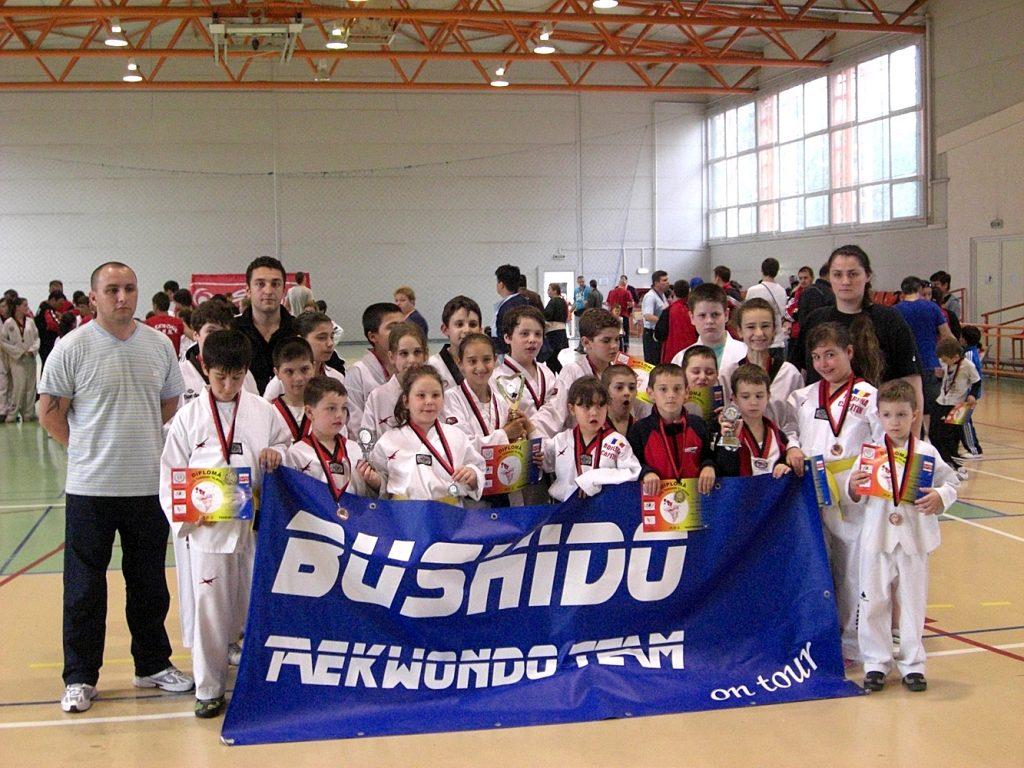 Bushido Taekwondo Cupa Tornado 2010 Tg. Mures