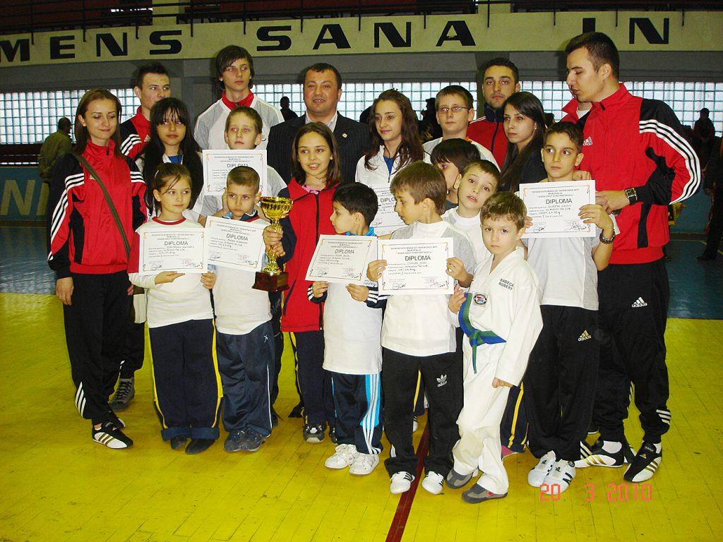 Cupa ISC - Slatina 2010 - Bushito Taekwondo Club