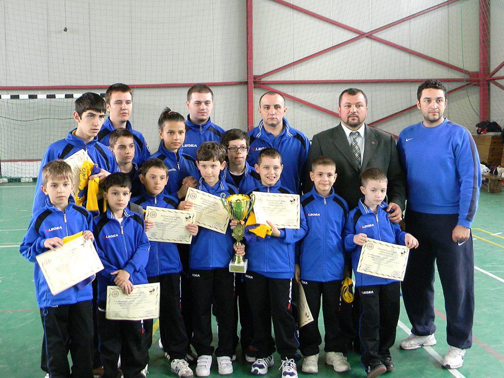 Cupa ISC Slatina 2011 - Bushito Taekwondo Club